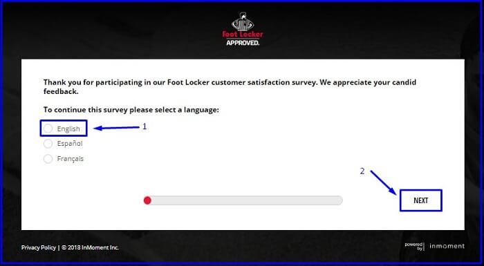 Foot Locker Survey.form