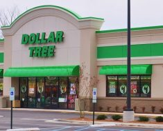 Dollar Tree Survey