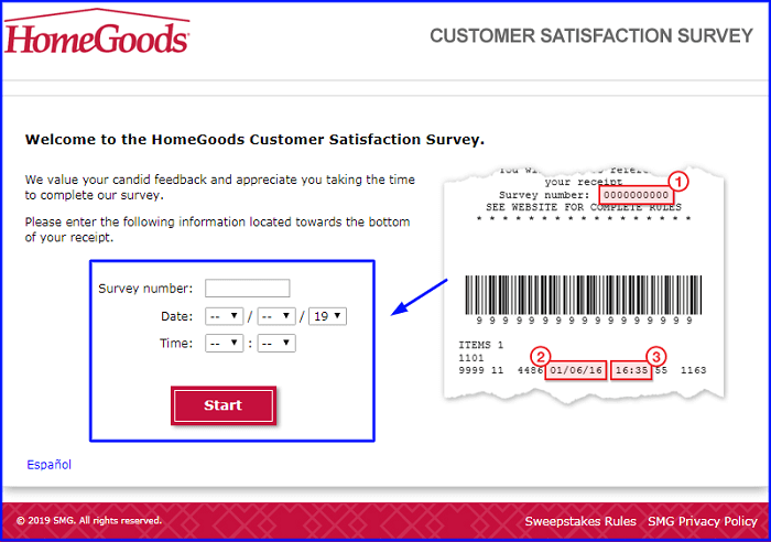 HomeGoods Survey.form