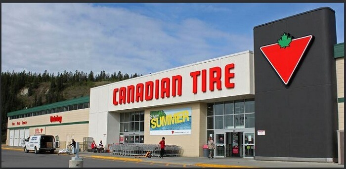 Canadian Tire Survey