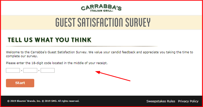 Carrabbas Survey.form