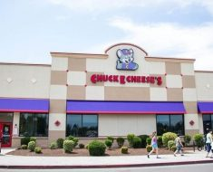 Chuck E. Chesse's Survey