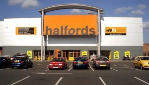 Halfords Autocenter Survey