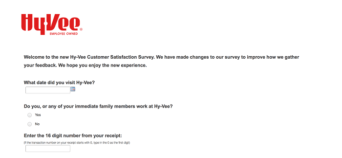 Hy-Vee Survey.form