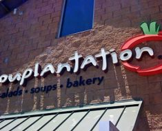 Souplantation & Sweet Tomatoes Survey