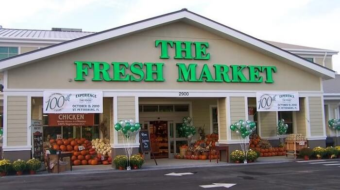 TheFreshMarket Survey