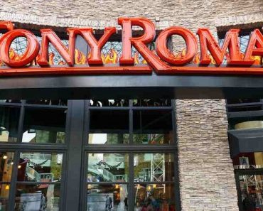 Tony Roma's Survey