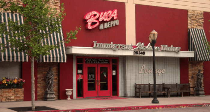 Buca di Beppo Guest Satisfaction Survey