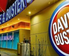 Dave and Buster's Guest Satisfaction Survey