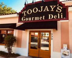 TooJay's Deli Guest Satisfaction Survey