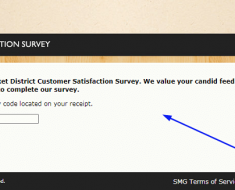 www.marketdistrictlistens.com Market District Customer Satisfaction Survey Free Coupon